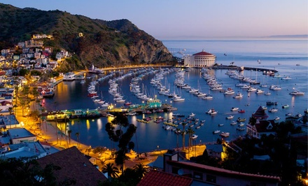 Groupon Deal: Stay at Catalina Canyon Resort & Spa on Catalina Island, CA, with Dates into April