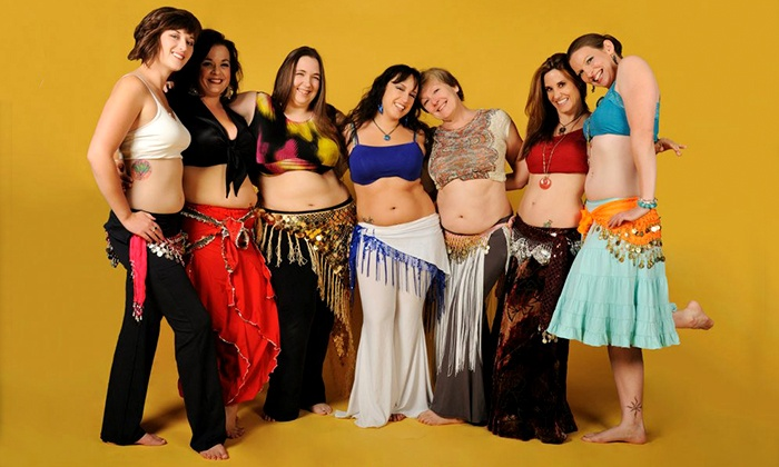 Dance Life Studio and Fitness - Madison: 10 or 20 Belly-Dancing Classes at Dance Life Studio and Fitness (Up to 74% Off)