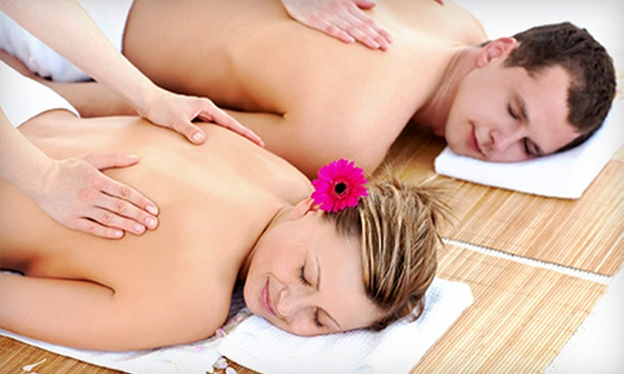Chi Spa - Cal Young: $160 for a Couples Spa Package with Massage, Reflexology, and Foot Spa at Chi Spa ($320 Value)