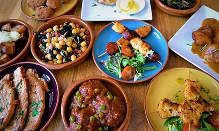 Five Tapas for Two or Ten Tapas for Four to Share at Para Ti (Up to 52% Off)