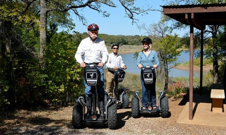 Lake Grapevine Off-Road Segway Tour for One, Two, or Four from Segway Grapevine (Up to 56% Off)