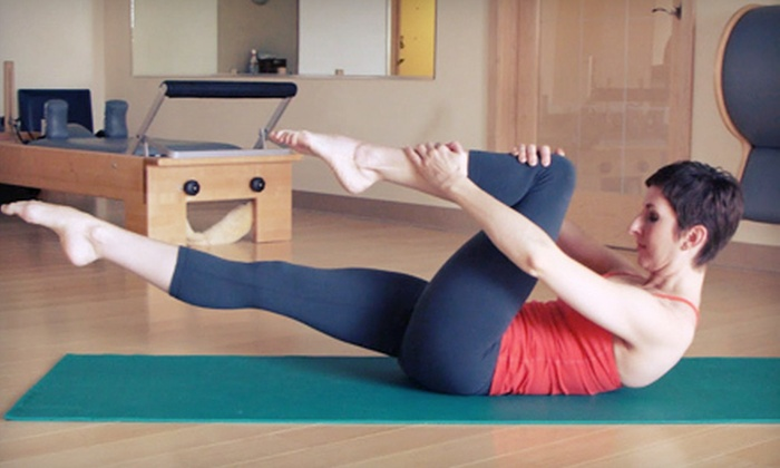 Madison Pilates - Fitchburg: 5 or 10 Mat Pilates Classes at Madison Pilates (Up to 72% Off)