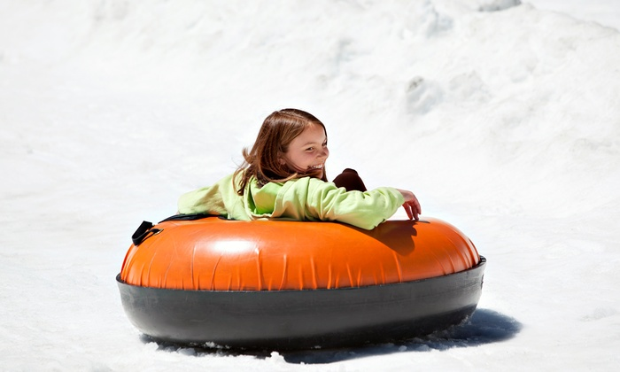 Tubby Tubes - Tubby Tubes: Two-Hour Snow-Tubing Pass for Two or Four at Tubby Tubes (Up to 51% Off)