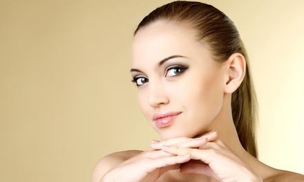 Facial Treatments at Intuitive Skin Studio (Up to 54% Off). Three Options Available.