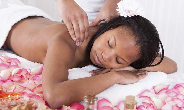 Sunflower Spa - North Central: A 60-Minute Specialty Massage at Sunflower Day Spa (50% Off)