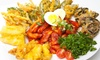 The Red Holic - Annandale: Korean Meal with Salads and Family-Style Dumplings and Chicken for Two or Four at Red Holic (Up to 52% Off)