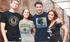 Wildcat Retro Brands, LLC: Vintage-Style Graphic Tees from The Original Retro Brand Apparel (Up to 53% Off). Two Options Available.