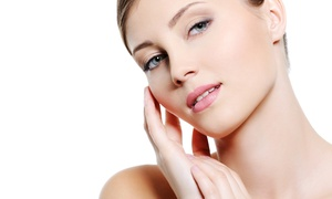 Divine Skin: Microdermabrasion and Facial at Divine Skin (Up to 70% Off)