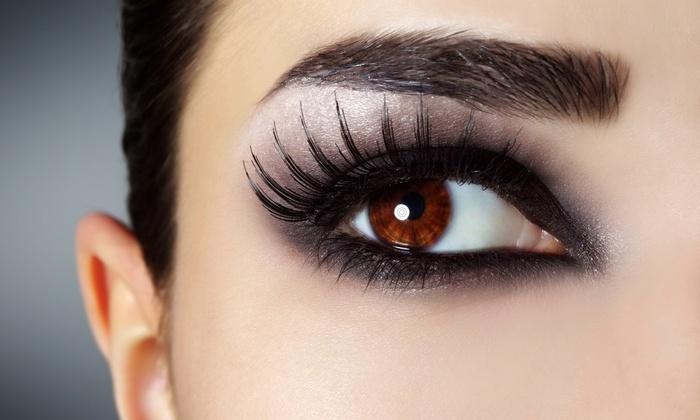 K Nails - Mooresville: $98 for $200 Worth of Eyelash Services — K nails
