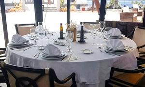 El Secreto De Arucas: Carnes a la parrilla para 2 o 4 con entrante, principal, postre y botella de vino desde 39,95 € en El Secreto De Arucas