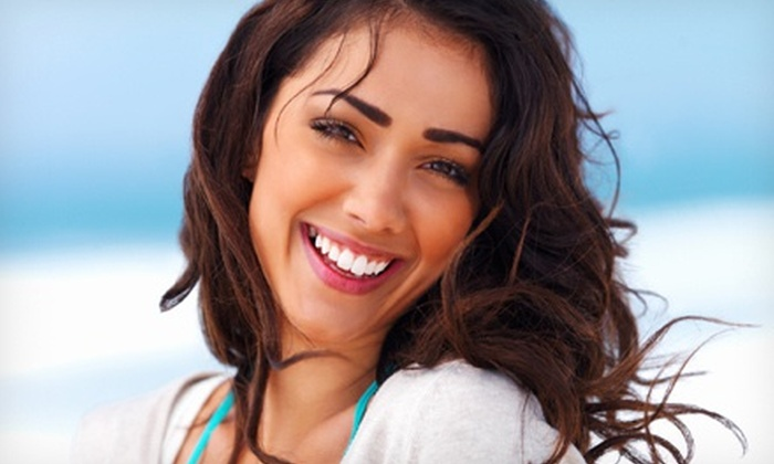 Encino Boutique Dentistry - Encino: Exam, X-rays, and Cleaning with Option for a Sapphire Laser Whitening at Encino Boutique Dentistry (Up to 86% Off)