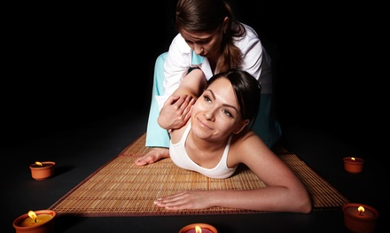 One or Two 60- or 90-Minute Thai Massages at PRANA Wellness on Wells (Up to 72% Off)