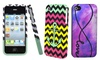 Anchor, Chevron & Assorted Protective Cases for iPhone 4/4S, 5/5S, or 5C: Assorted Protective Cases for iPhone 4/4S, 5/5S, or 5C