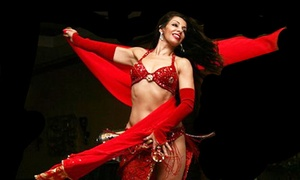 Amira Mor International Entertainment Company: 5, 10, or 15 Belly-Dancing Classes at Amira Mor International Entertainment Company (Up to 83% Off)