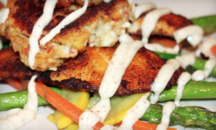 Magnolia Grill and Bar - Shenandoah: $12 for $24 Worth of Southern Cuisine and Drinks at Magnolia Grill and Bar