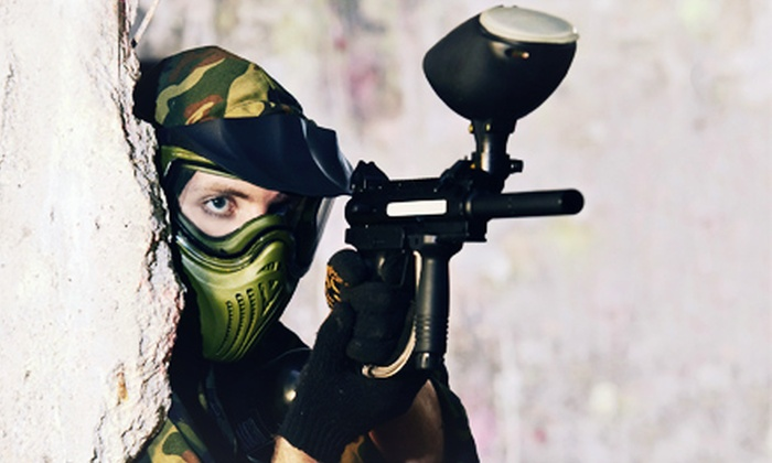 Utah Xtreme Paintball - Midvale: Field Access, Markers, Masks, Air Fills, and Paintballs for Two, Four, or Six at Utah Xtreme Paintball (Up to 50% Off)