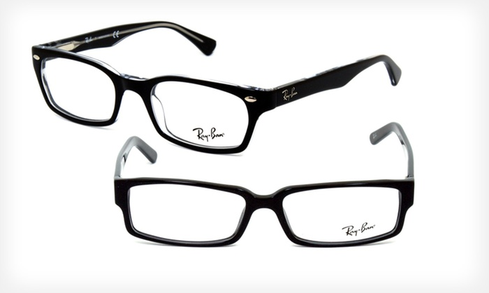 ray ban prescription eyeglass frames  unisex ray ban prescription glasses: $99.99 for ray ban prescription glasses from 38dollarglasses