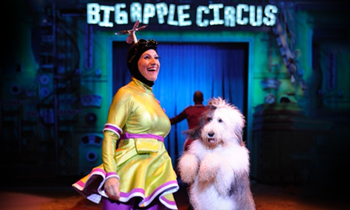 "Big Apple Circus - Charlestown: Big Apple Circus Performance of ""Dream Big!"" at Ninigret Park in Charlestown (Up to Half Off). Eight Shows Available."