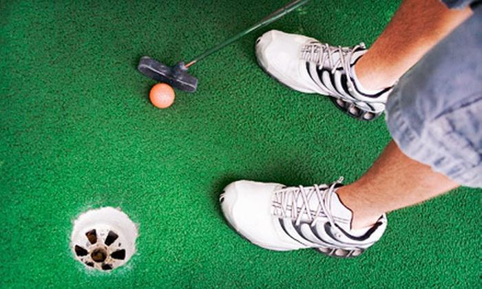 Putt-Putt Golf and Games - Clifton Heights: Four or Eight Games of Putt-Putt Golf at Putt-Putt Golf and Games in Clifton Heights (Up to 54% Off)