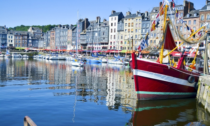 location appartements honfleur cosi groupon