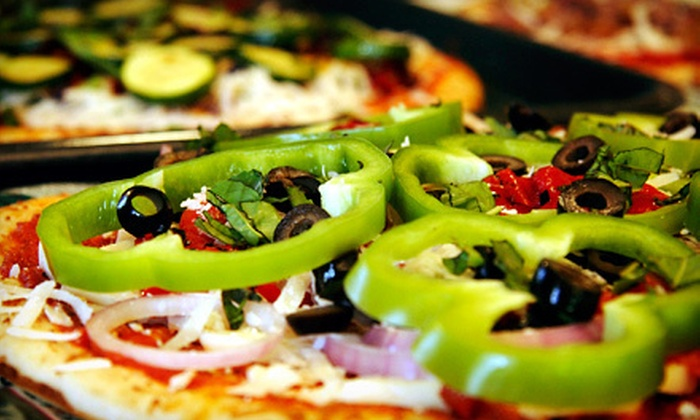 My Slice Pizza - Fairview: $10 for $20 Worth of Pizzeria Cuisine at My Slice Pizza