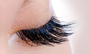 Luxe The Salon Milwaukee: $99 for One Full Set of Eyelash Extensions at Luxe the Salon ($300 Value)