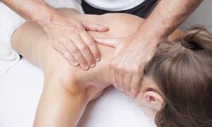 Lucas Massage Therapy: Deep Tissue Sports Massage for £19.95 at Lucas Massage Therapy