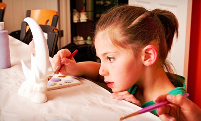 The Kid's Place - Needham: $15 for $30 Worth of Youth Art Crafts and Activities at The Kid's Place