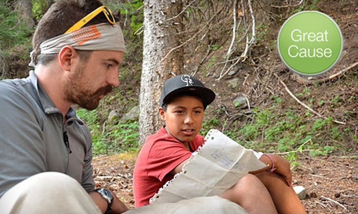 Big City Mountaineers - Golden Proper: $10 Donation to Help Fund a Youth Wilderness Trip