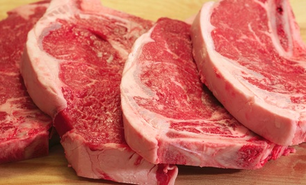 $30 for $50 Worth of Premium Meats and Groceries at Prime