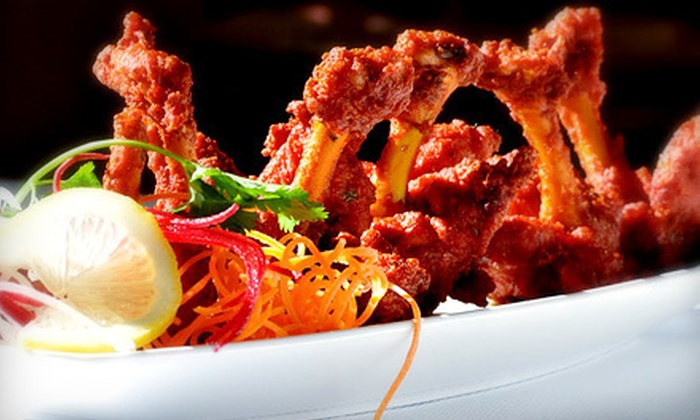 Chemmeen - Dublin: Indian Cuisine at Chemmeen (Up to 53% Off). Two Options Available