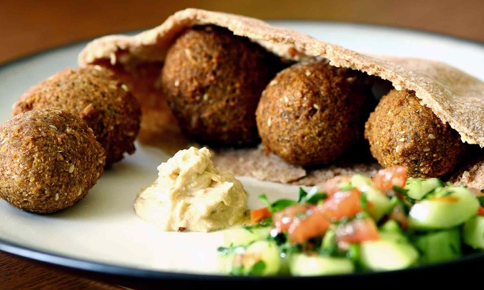 Dar Salam - Concordia: $8 for $16 Worth of Middle Eastern Cuisine at Dar Salam