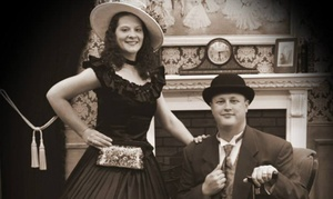 "Buster's Old Time Photos: $20 for a Photo Shoot for Up to 10 and an 8""x10"" Print at Buster's Old Time Photos ($70 Value)"