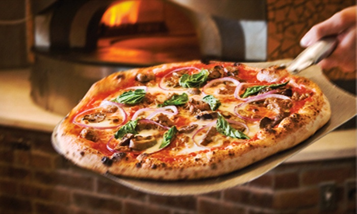 Famoso Neapolitan Pizzeria - The Annex: $20 for $40 Worth of Sandwiches, Pizzas, Desserts, and Drinks at Famoso Neapolitan Pizzeria