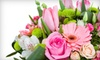 Purple Lotus Flowers Ltd. - Broadmoor: Floral Arrangements at Purple Lotus Flowers (Up to 52% Off). Two Options Available.