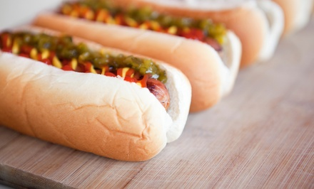 $150 for $250 Toward Catering from Louie's Dawg House