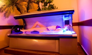 Allentan Salon: $36 for One Month of Unlimited Bed Tanning at Allentan Salon ($69 Value)