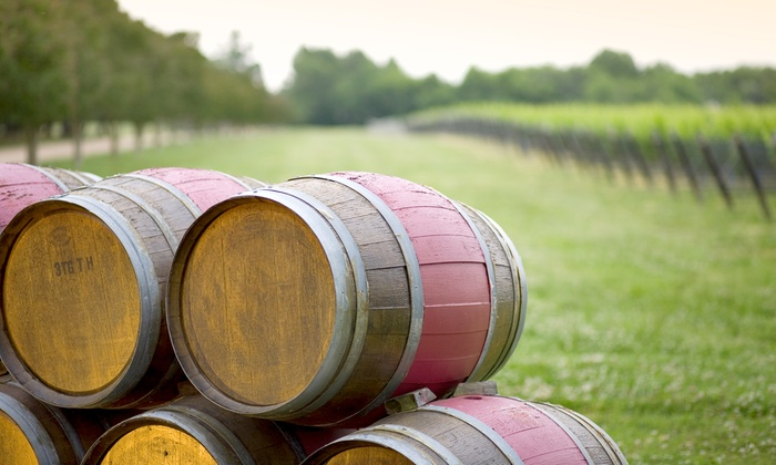 The Williamsburg Winery - Williamsburg: Winery Tour for Two or Four People at The Williamsburg Winery (Up to 55% Off)