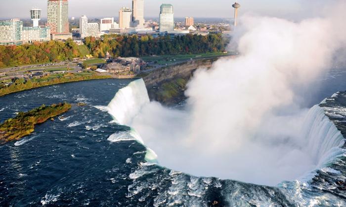 Wine Tours Niagara Falls Groupon