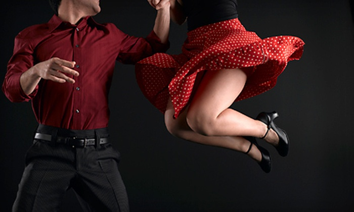 Suburban Swing - Abbotsford: One, Four, or Eight Drop-In Swing Lessons for Two at Suburban Swing (Up to 58% Off)
