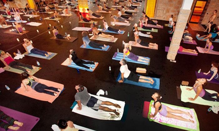 Anuttara Yoga - Monaco Gardens Condo: 10 or 20 Classes at Anuttara Yoga in Deerfield Beach (Up to 75% Off)