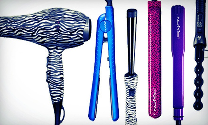 NuMe online: Hairstyling Tools from NuMe (Up to 87% Off). Two Options Available.