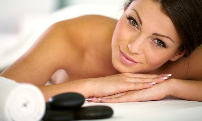 Aki Massage - Riviera: One or Two 60-Minute Hot-Stone Massages at Aki Massage (Up to 54% Off)