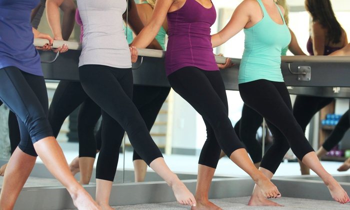 Barre Las Vegas - Spring Valley: 5, 10. or 15 Barre Classes at Barre Las Vegas (Up to 82% Off)