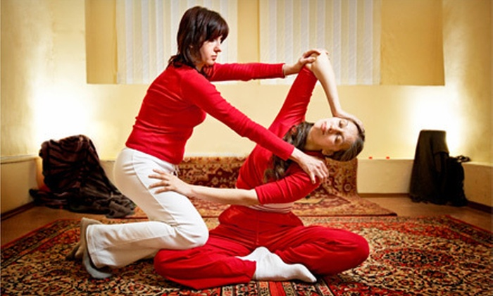 Bodywork by Bhaskar - Multiple Locations: One or Two 60-Minute Thai Massages at Bodywork by Bhaskar (Up to 54% Off)