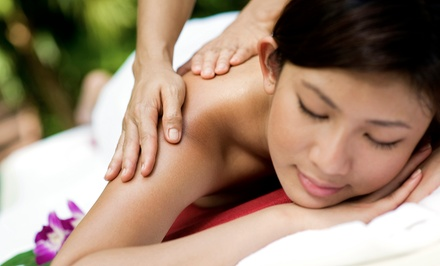 60- or 90-Minute Custom Massage at Brawnergy (51% Off)