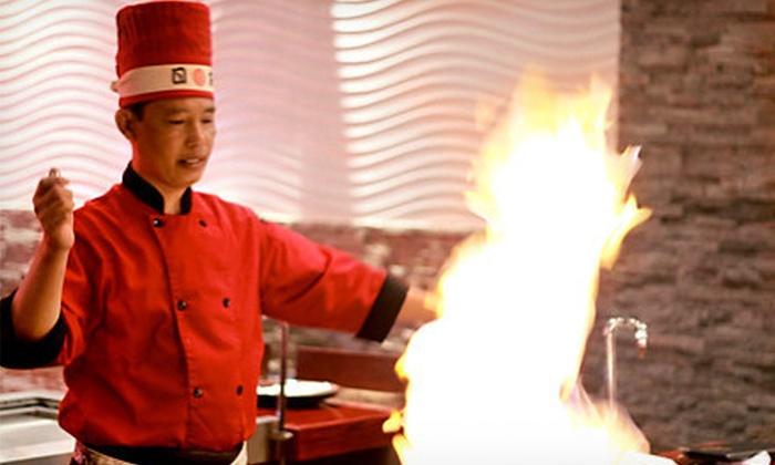 Dao Sushi, Thai, and Hibachi Restaurant - Burr Ridge: Thai Food and Sushi or Hibachi Entrees at Dao Sushi, Thai, and Hibachi Restaurant (Half Off)