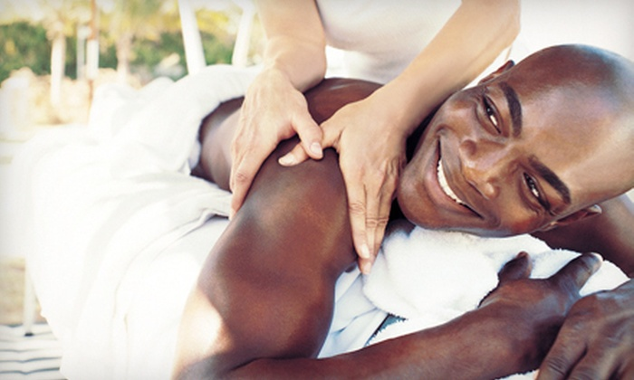 "BearKneads Massage Therapy - Mallard Creek - Withrow Downs: One-Hour Basic or ""Skinny"" Swedish Massage at BearKneads Massage Therapy (50% Off)"