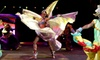 UniverSoul Circus - Chene Park: UniverSoul Circus at Chene Park on September 5, 6, 7, or 8 (Up to 52% Off). Two Seating Options Available.