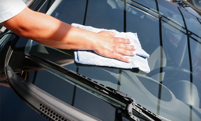 Classic Car Spa - Multiple Locations: $25 for Three Supreme Car Washes at Classic Car Spa ($74.97 Value)
